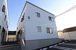 Villetta B棟[102号室]の外観
