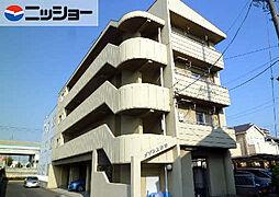 メゾン上汐田[2階]の外観