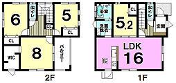 北九州市小倉南区南方4丁目 全3棟