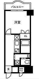 ガーデンハイム1[2階]の間取り