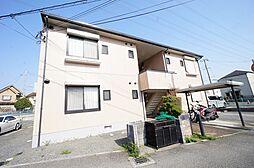 兵庫県宝塚市安倉西3丁目の賃貸アパートの外観