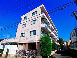 東京都小平市花小金井5の賃貸マンションの外観