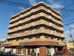 パークサイドシャトー[3階]の外観