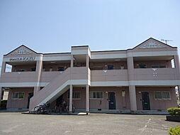キャッスルKAZU[1階]の外観