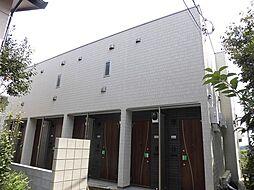 埼玉県さいたま市緑区東浦和5丁目の賃貸アパートの外観