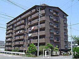 愛知県豊田市山之手8丁目の賃貸マンションの外観