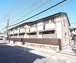 京都府京都市西京区川島三重町の賃貸アパートの外観