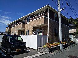 伊予鉄道高浜線 港山駅 徒歩3分の賃貸アパート