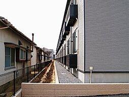 レオパレスグリーンフィールド2[1階]の外観
