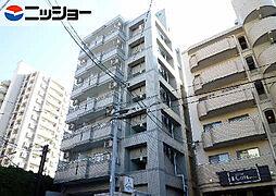 プロクシースクエアー藤見ケ丘[4階]の外観