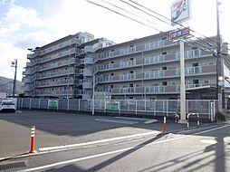 グランコート亀岡[1階]の外観