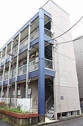 山一西亀有ビル[203号室]の外観