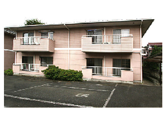 東京都東大和市芋窪1丁目の賃貸アパート