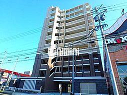 愛知県名古屋市昭和区広路通8丁目の賃貸マンションの外観