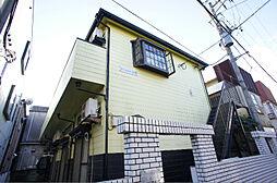 アパートメントタケダ[2階]の外観