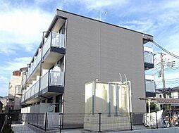 レオパレスK8103[1階]の外観