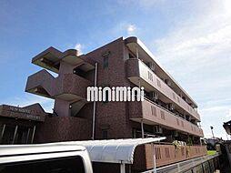 サンシャイン青山[1階]の外観