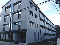 宮城県仙台市青葉区小田原5丁目の賃貸マンションの外観