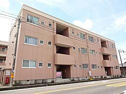 愛知県一宮市開明字中屋敷の賃貸マンションの外観