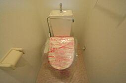 置地マンションのトイレ(イメージ)