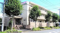 東京都町田市能ヶ谷6丁目の賃貸マンションの外観