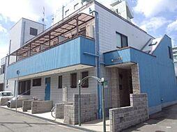 兵庫県尼崎市下坂部3丁目の賃貸アパートの外観
