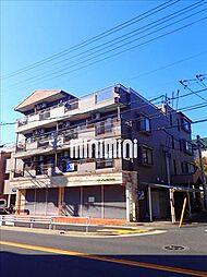 レジデンス川名山[4階]の外観