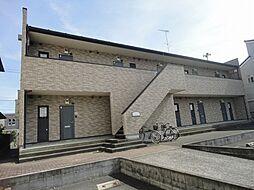 アンプルールフェールベル[2階]の外観