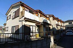[テラスハウス] 千葉県鎌ケ谷市南初富3丁目 の賃貸【/】の外観