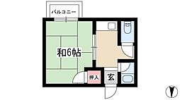 覚王山駅 2.5万円