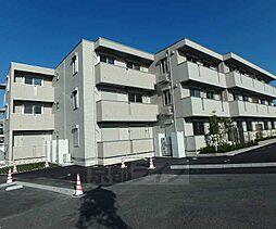 京都府宇治市木幡熊小路の賃貸アパートの外観