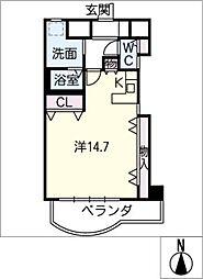 SUNVICC大曽根[10階]の間取り