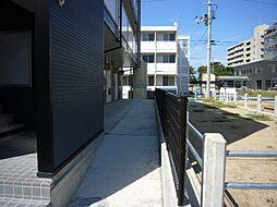 新潟県新潟市中央区南笹口2丁目の賃貸マンションの外観