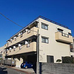 神奈川県川崎市高津区久地1丁目の賃貸マンションの外観