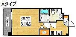 FDS WILL KOHAMA[12階]の間取り