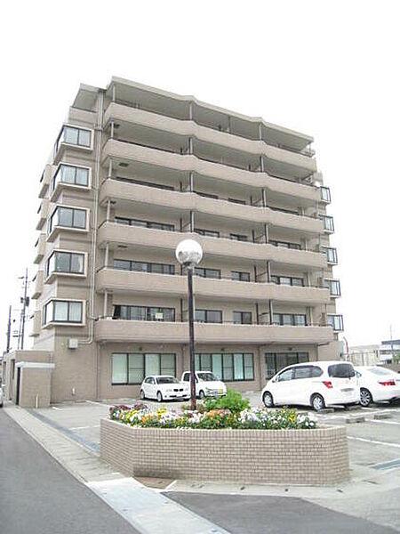 エレガンスコーポ京田オダケビル[602号室号室]の外観