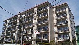 御所山ハイツ[1階]の外観