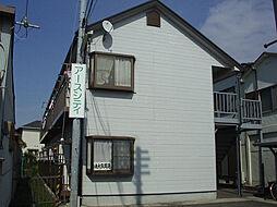アースシティ田尻[105号室]の外観