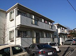 東京都武蔵野市境南町3丁目の賃貸アパートの外観