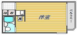 ワコーレ椎名町[2階]の間取り