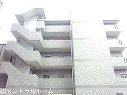 ベアティテュード[3階]の外観