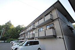 フォレストヴィラ B棟[1階]の外観