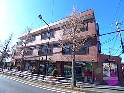 クレセントビル[2階]の外観