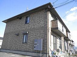 シャンツェ A棟[202号室]の外観