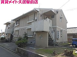 セジュール栄[2階]の外観