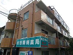 リバーモガミ[4階]の外観