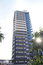 ライオンズマンション大濠タワー[18階]の外観