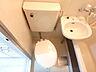 トイレ,1K,面積18m2,賃料4.0万円,阪神本線 新在家駅 徒歩1分,JR東海道・山陽本線 六甲道駅 徒歩5分,兵庫県神戸市灘区新在家北町1丁目