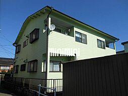 メロンハウス[2階]の外観