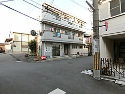 舟田マンション[2階]の外観